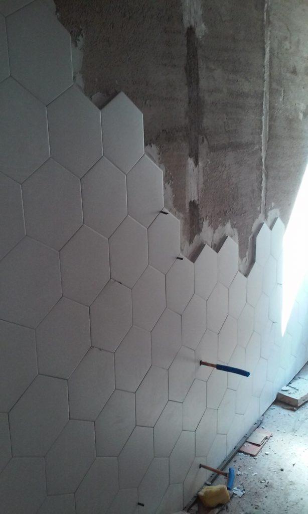 Alicatado hexagonal